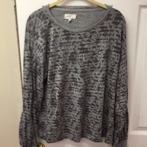 Tops - Lou & grey top